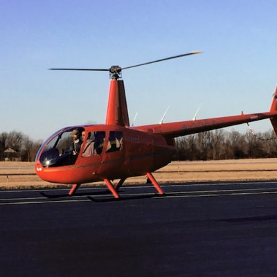 Stevens Aircraft Solutions | Paducah | helicopter | Robinson R44 2